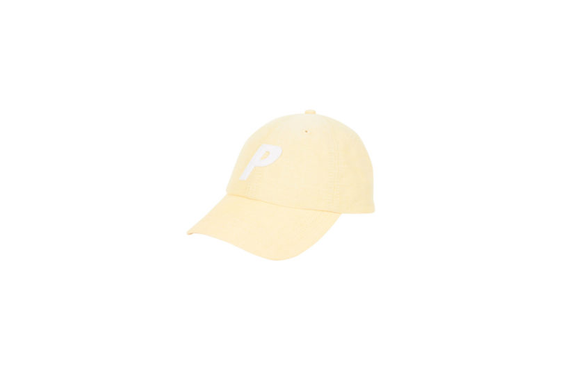 Palace-17-Drop-B-Cap-6-Panel-yellow