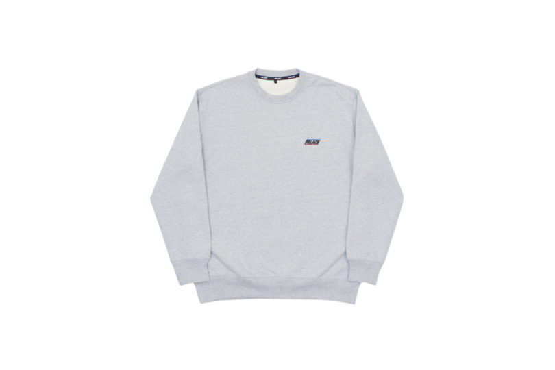 Palace-17-Drop-B-Crew-Basically-A-Crew-grey-marl-front