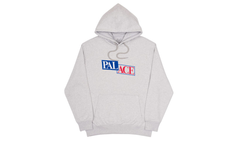 Palace-17-Drop-B-Hoodie-Lovely-grey-marl-front