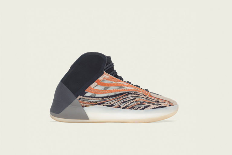 adidas YZY QNTM Flash Orange
