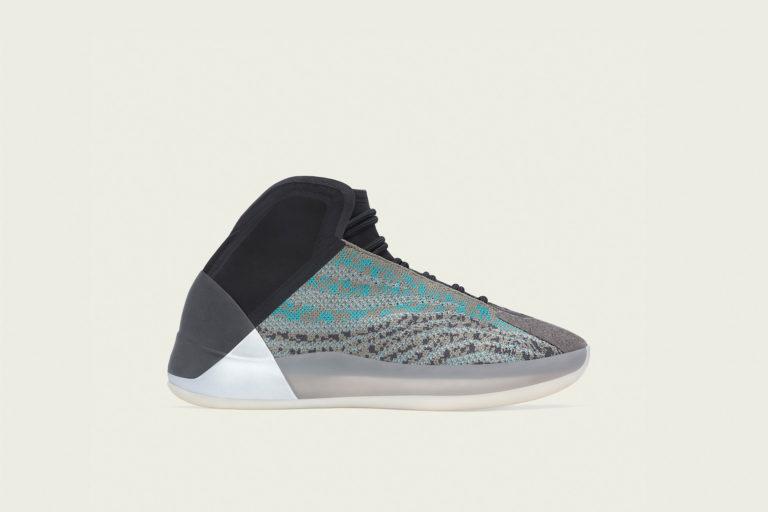 adidas YZY QNTM Teal Blue